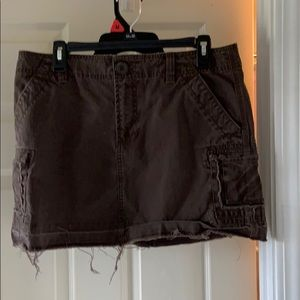Old Navy brown skirt. Size 10